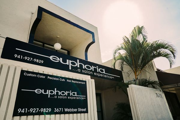 sarasota hair salon - euphoria